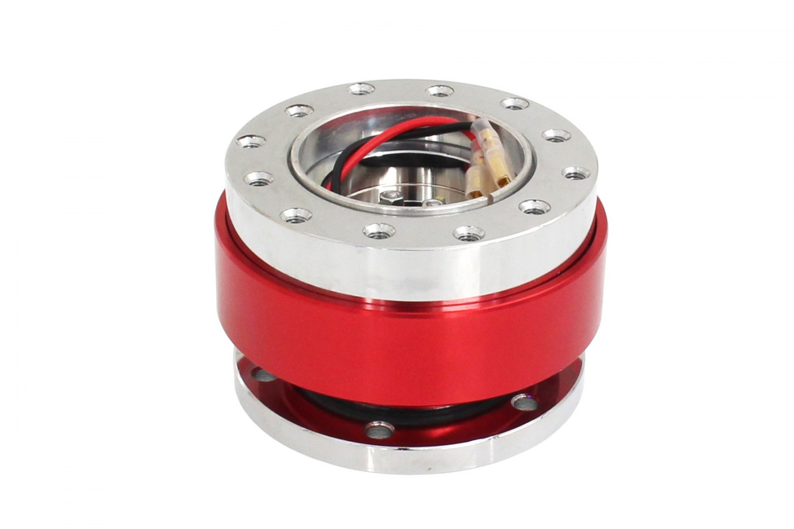 Naba Quick Release Epman Race red - GRUBYGARAGE - Sklep Tuningowy